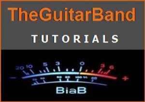 Guitarband Tutorials