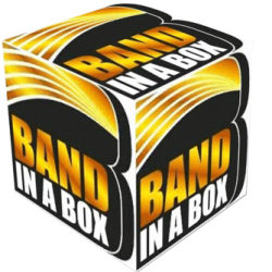 Band-in-a-Box Backing Tracks Logo