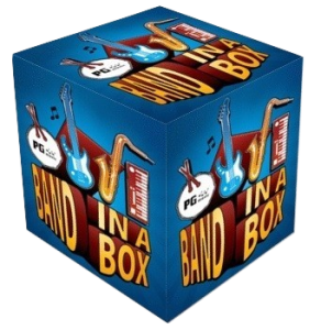 Band-In-A-Box Guitar Backing Tracks Download