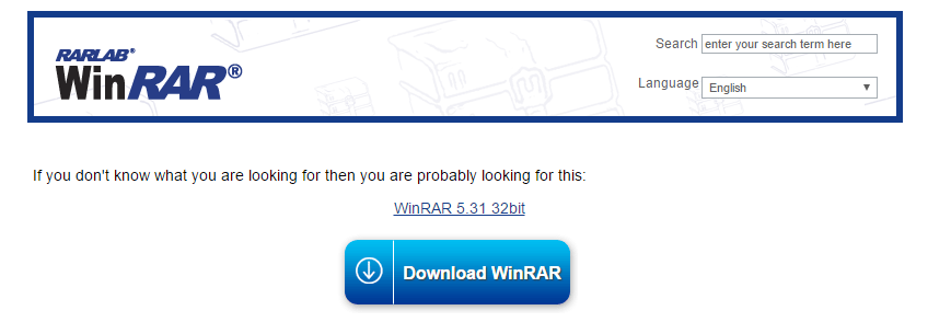 Download WinRar